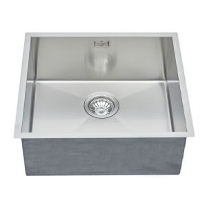 2645 Perrin & Rowe 450mm Stainless Steel Sink